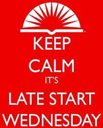 Late Start Wednesdays