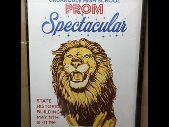 UHS prom on May 11...an evening at the circus