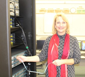 THREE THINGS MRS. WRIGHT WANTS YOU TO KNOW ABOUT COMPUTER NETWORKING & SECURITY: