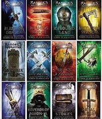 Rangers Apprentice Collection by John Flanagan