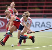 Former Head Girl selected for GB Hockey Squad