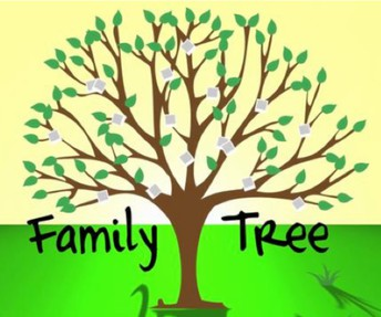 Come join our family tree at the Maker Space!!