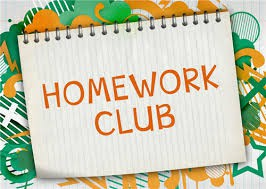 Homework Club Begins