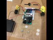 Building a smart car with the #microbit and #Makerbit