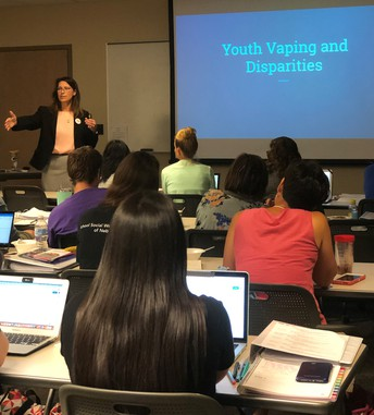 Youth E-cigarette Use Disparities