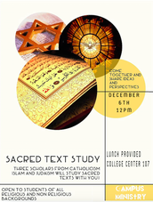 Sacred Text Circle