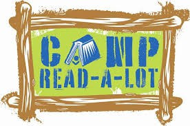 CAMP READ-A-LOT OCTOBER 18 from 5:30 - 7PM