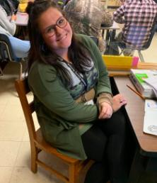 Mrs. Maxbauer - CTE Teacher