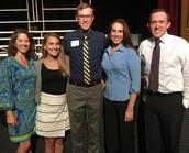 Congratulations Estabrook Faculty!