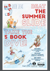 5 Book Dive Summer Reading Lists!