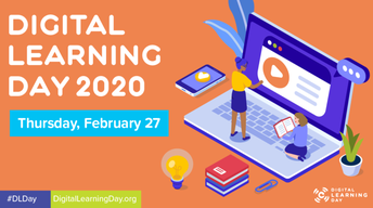 Celebrate Digital Learning Day at the Library!