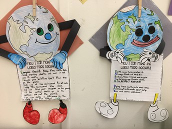 Grade Four Earth Day Poems