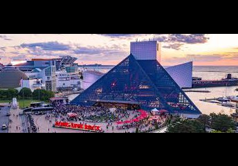 Avonworth Band Visits the Rock 'n Roll Hall of Fame