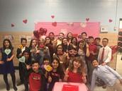 Valentine's Dance Friday Night Feb. 10