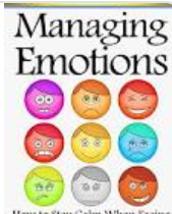 November Second Step Focus - Emotion Management!