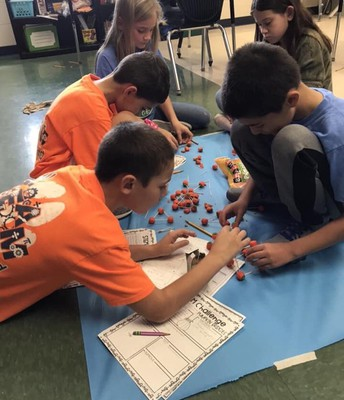 4th Grade Math STEM Challenge