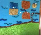 דגמים של אוקיינוס, אי וים