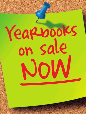 Friendly Reminder - Order your child's yearbook before the price increases.