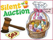 PTA Silent Auction Donation Items Needed