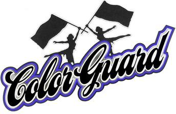 Spartan Color Guard Team