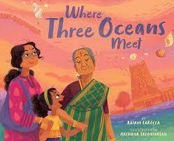 WHERE THREE OCEANS MEET by Rajani LaRocca