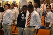 Lancaster ISD Hosted Its Third My Brother's Keeper Summit at Cedar Valley College