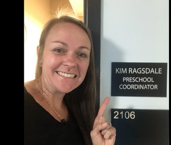 Welcome Dr. Kim Ragsdale!