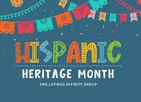 Celebrating Hispanic Heritage Month - September 15 to October 15th