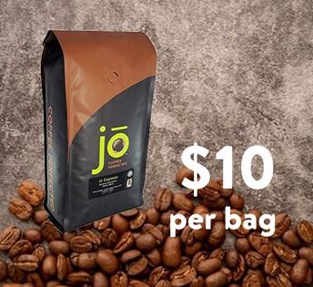 Dewey's Overstock - Jo Coffee!