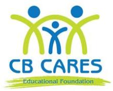 CB Cares Boomerang Award Nomination - January