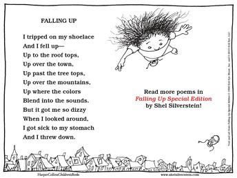 Shel Silverstein! Everyone's favorite!