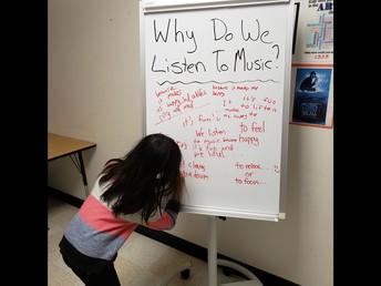 Having a Mindset for Music