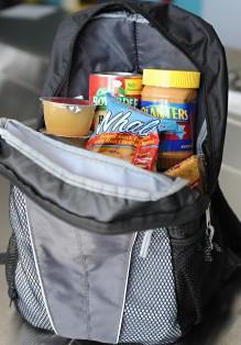 Weekend Food Packs Program