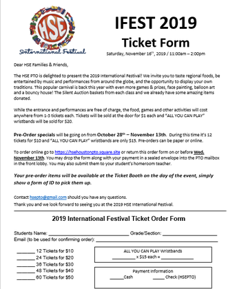 IFest tickets are on sale now!