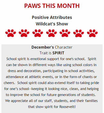 PAWS of the Month: Spirit