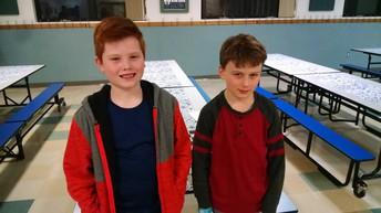 BRMES Chess Tournament Winner