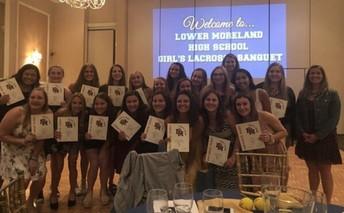 2019 Lady Lions Lacrosse