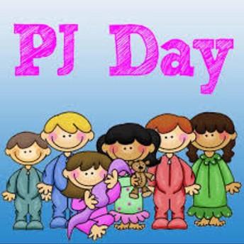 Pajama Day - Thursday, December 19th
