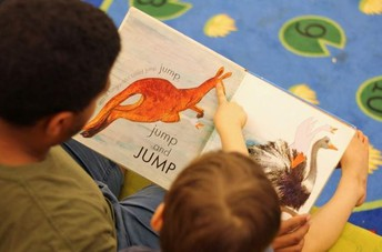 Five tips to help you make the most of reading to your child