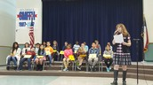 Great work spelling bees!