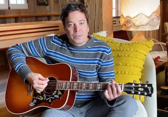 Jimmy Fallon Writes a Song that Captures All of Our Moods During Social Distancing