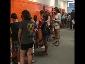 Meet and Greet for Grade 6