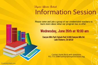 Lake Elsinore Splash Pad Info Session!
