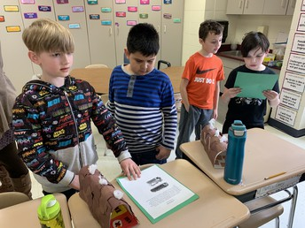 Sharing Informational Writing