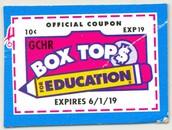 Box Top Contest