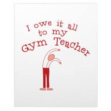 News from Ms. Creonte ~ Gym