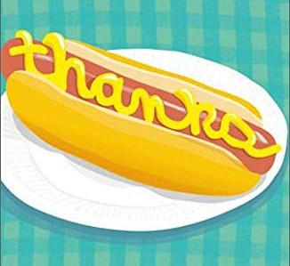 THANK YOU! Hot Dog Dinner Fundraiser