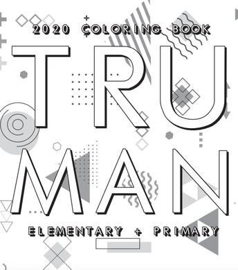 Truman Coloring Book