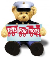 Toys for Tots Reminder