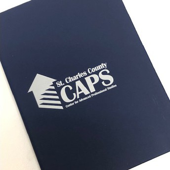 SCC CAPS Journal Notebooks - $500